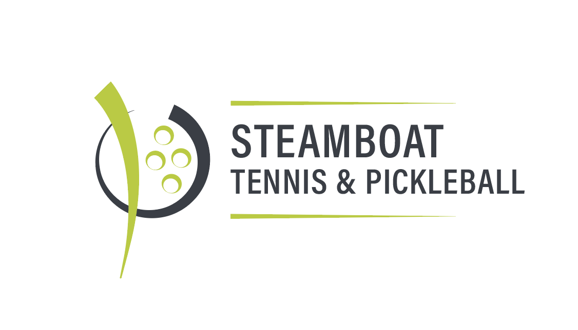 Steamboat Tennis and Pickleball Logo