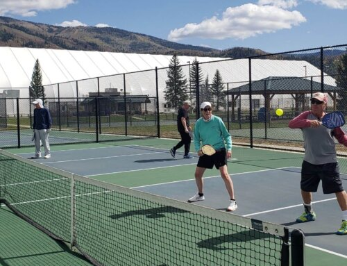 Pickleball 3.5 Fitness Drill – Now an Evening Class!
