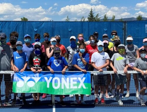 Junior Rare Air Tennis Camp July 12-15